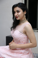 Sakshi Kakkar in beautiful light pink gown at Idem Deyyam music launch ~ Celebrities Exclusive Galleries 065.JPG