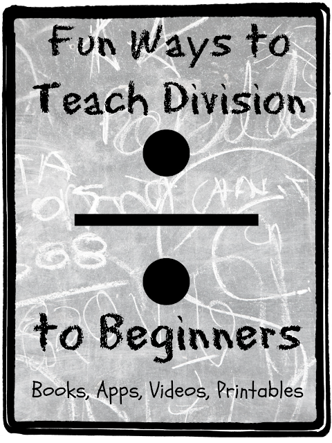 fun ways to teach division to beginners