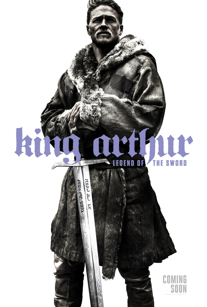 king arthur legend of the sword poster