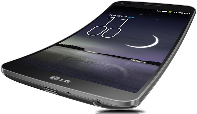 LG G Flex receives Android 4.4 KitKat update in South Korea