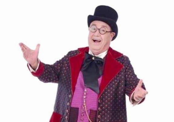 """סבא טוביה - ד""""ר דוליטל: כרטיסים ולוח הופעות 2017"""