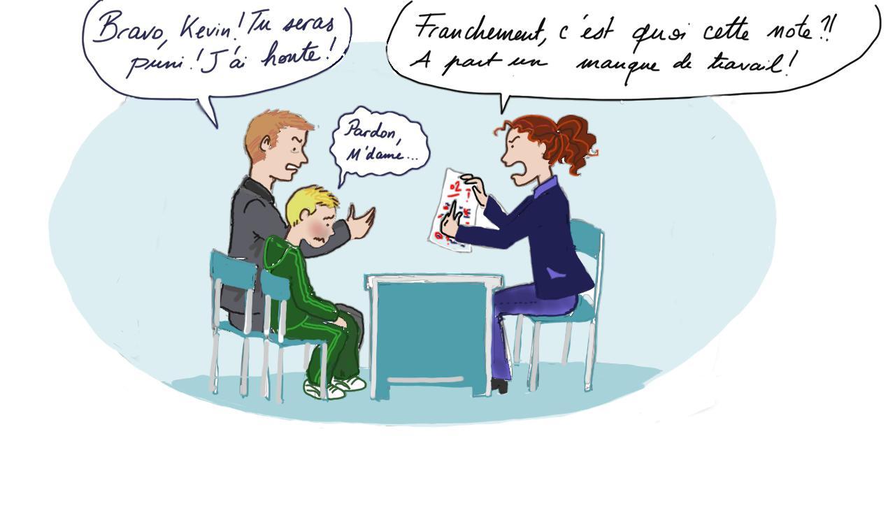 Rencontre parents