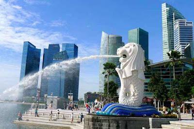 Pegawai Negeri Singapura Dilarang Internetan Di Kantor