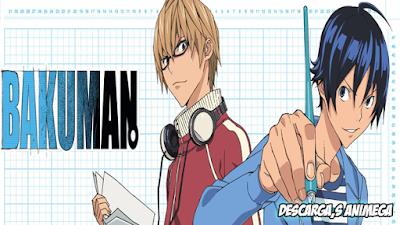Bakuman Manga Servidor: Mega/Mediafire