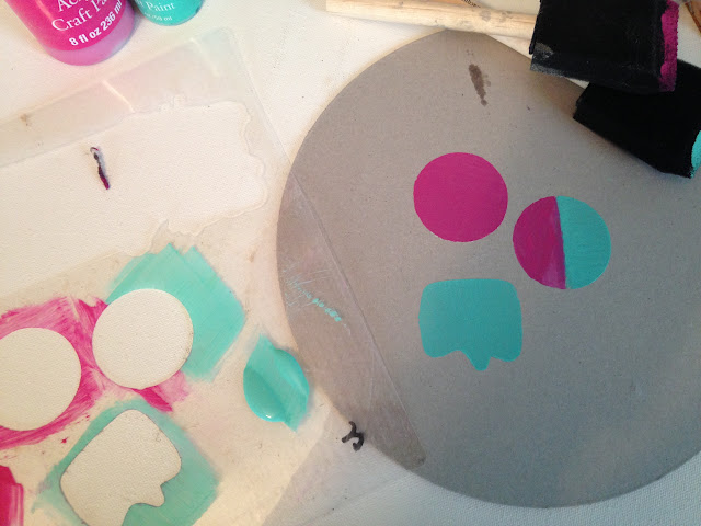 do it yourself, DIY, Silhouette Cameo, reusable stencils
