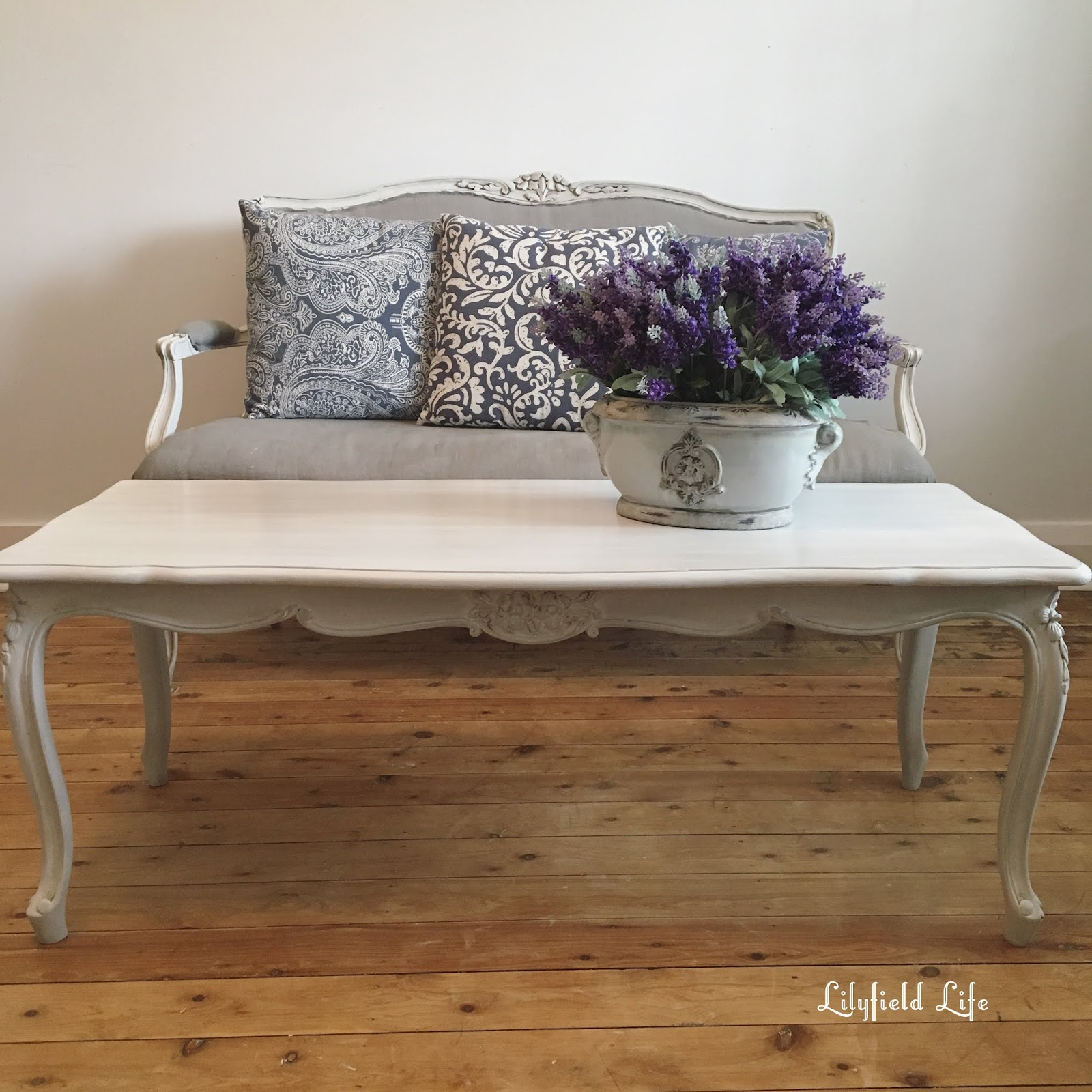Amazing I also have a pretty coffee table for sale that I finished recently Solid timber and given a lime washed effect with Annie Sloan Chalk Paint