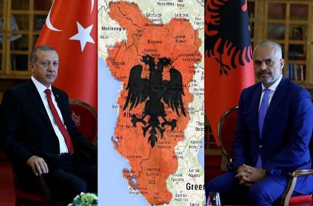 Η Ελλάδα όμηρος των Τουρκαλβανών