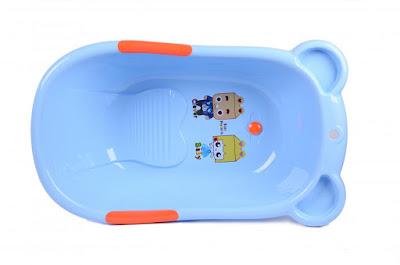 bak mandi bayi plastik