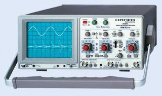 Oscilloscope Hameg HM303_6