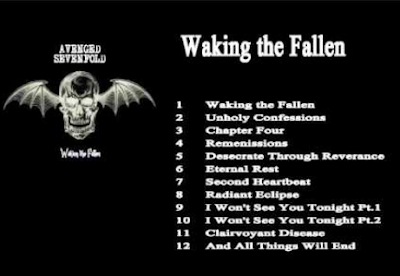 Avenged Sevenfold Waking the Fallen Full Album Mp3 Rar