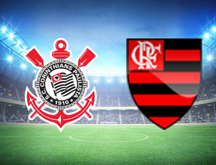 Corinthians E Flamengo Duelam No Jogo Da Volta Na Copa Do