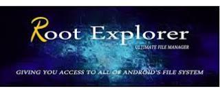 Root Explorer v3.3.8 APK Terbaru Versi Gratis