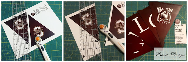 how-to-cut-flags-pennat-banner-diy-tutorial-how-to-make