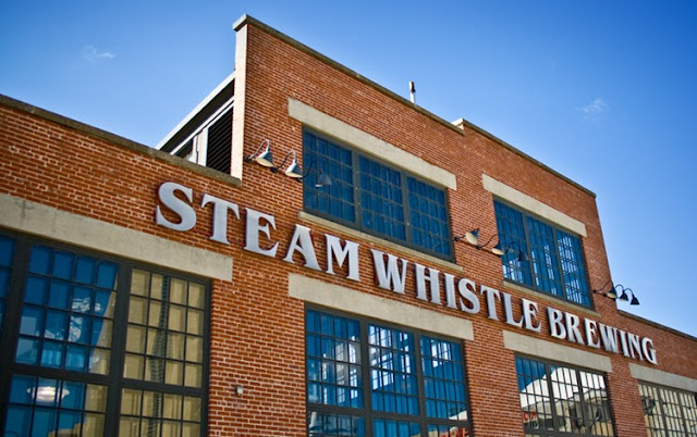 Steam Whistle Brewing em Toronto