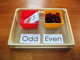 Chinese New Year Odd and Even Numbers Free Printable