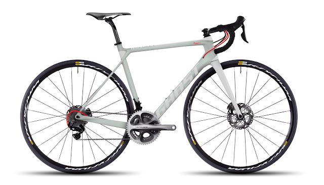Bici perfecta para la practica del auténtico cicloturismo