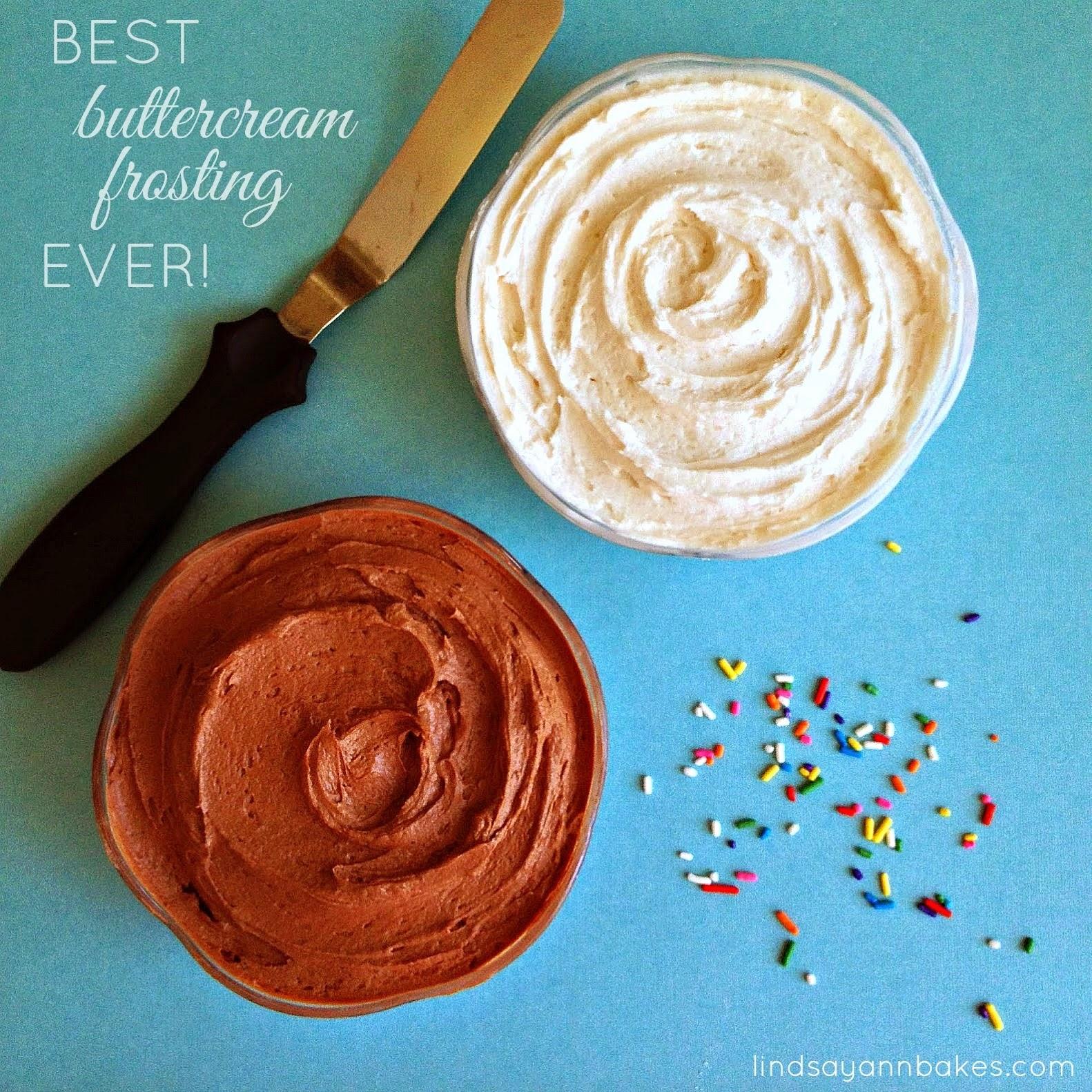 {VIDEO} Buttercream Frosting Recipe (in Over 2 Dozen