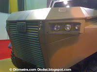 BMC'nin zırhlı araçları hayat kurtarıyor