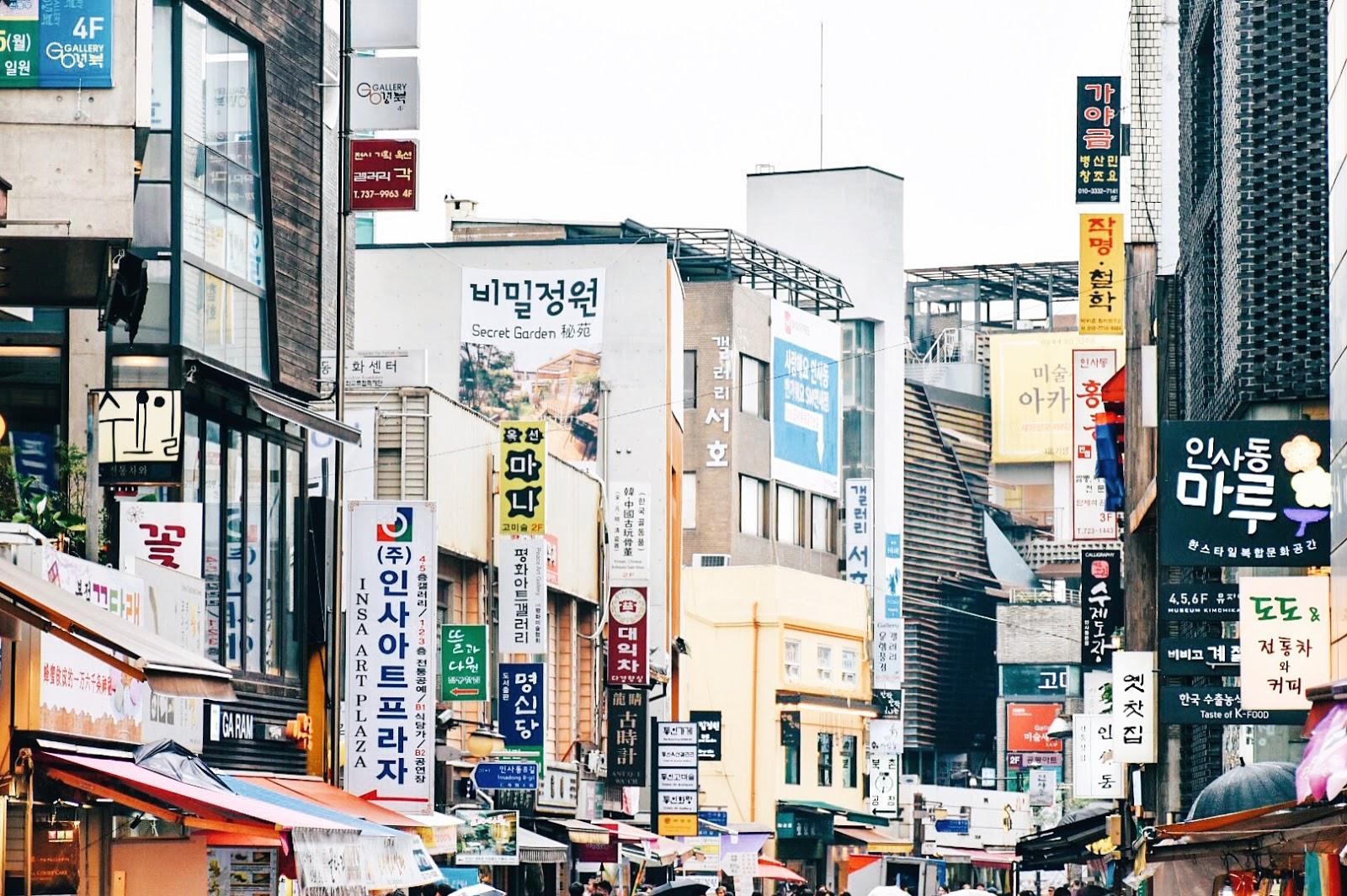 Korea seoul 9 days in korea what to do in korea fun facts of korea