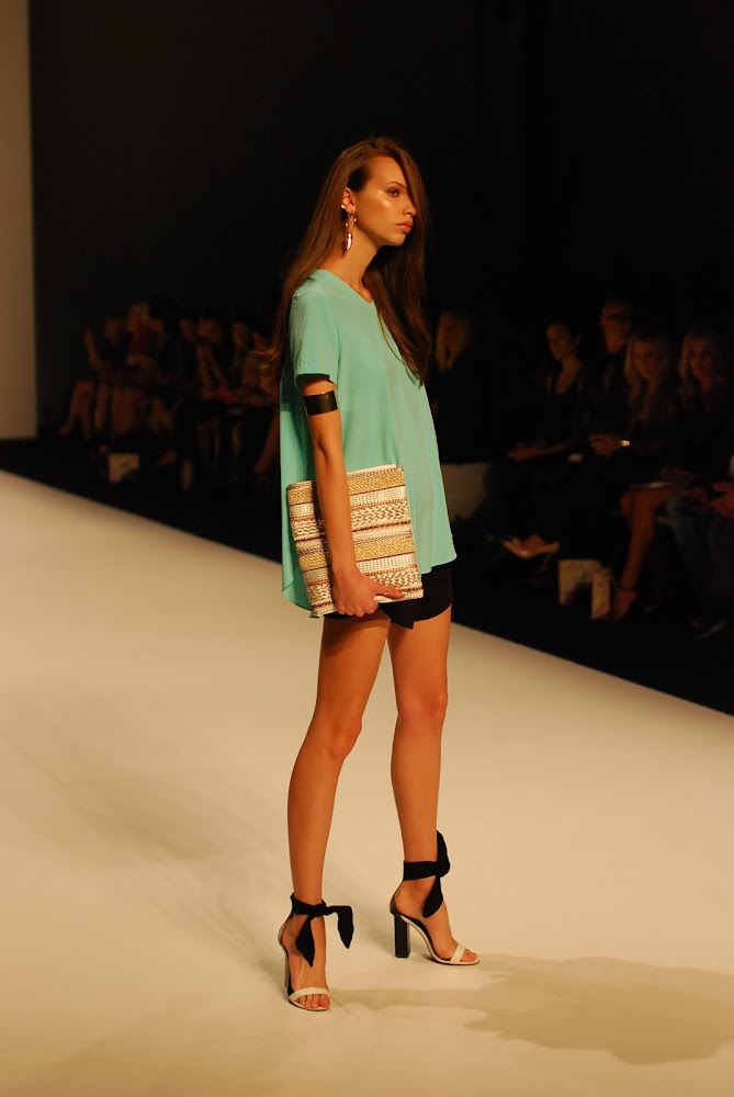 Talulah Spring Summer 2013 MBFWA Fashion Week Runway Photos