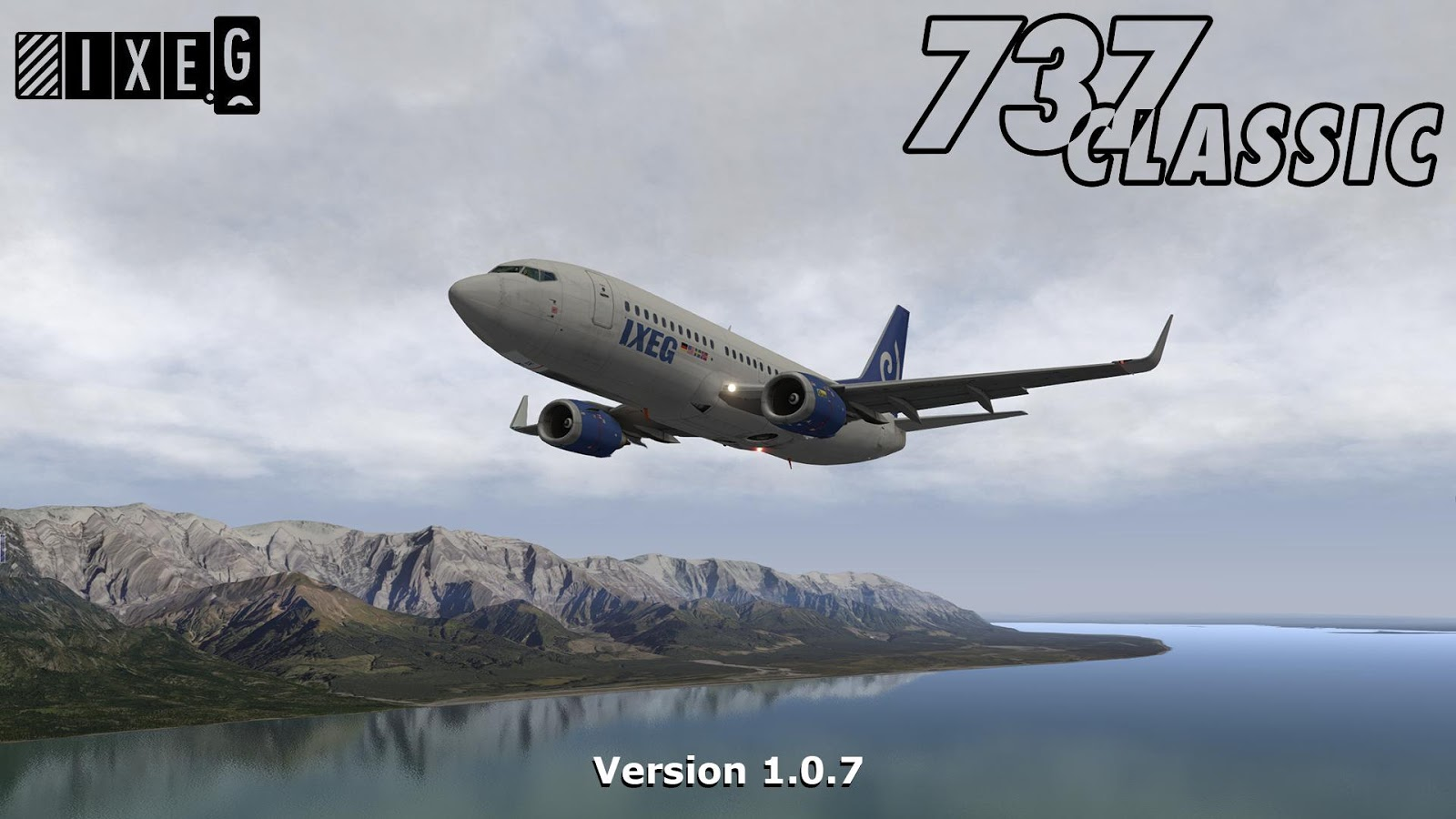 IXEG 733 Classic 1 0 7 Update - FLIGHT  XTREME  AVIATION