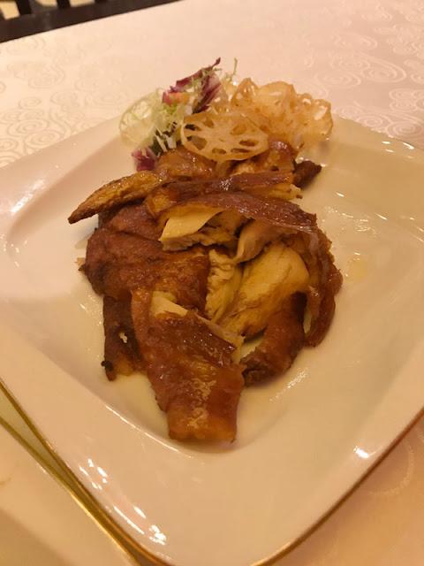 ヴェネチアンの中華料理レストラン「カントン」