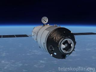 Tiangong 1 uzay istasyonu