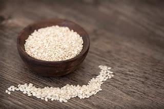 Les graines de sésame