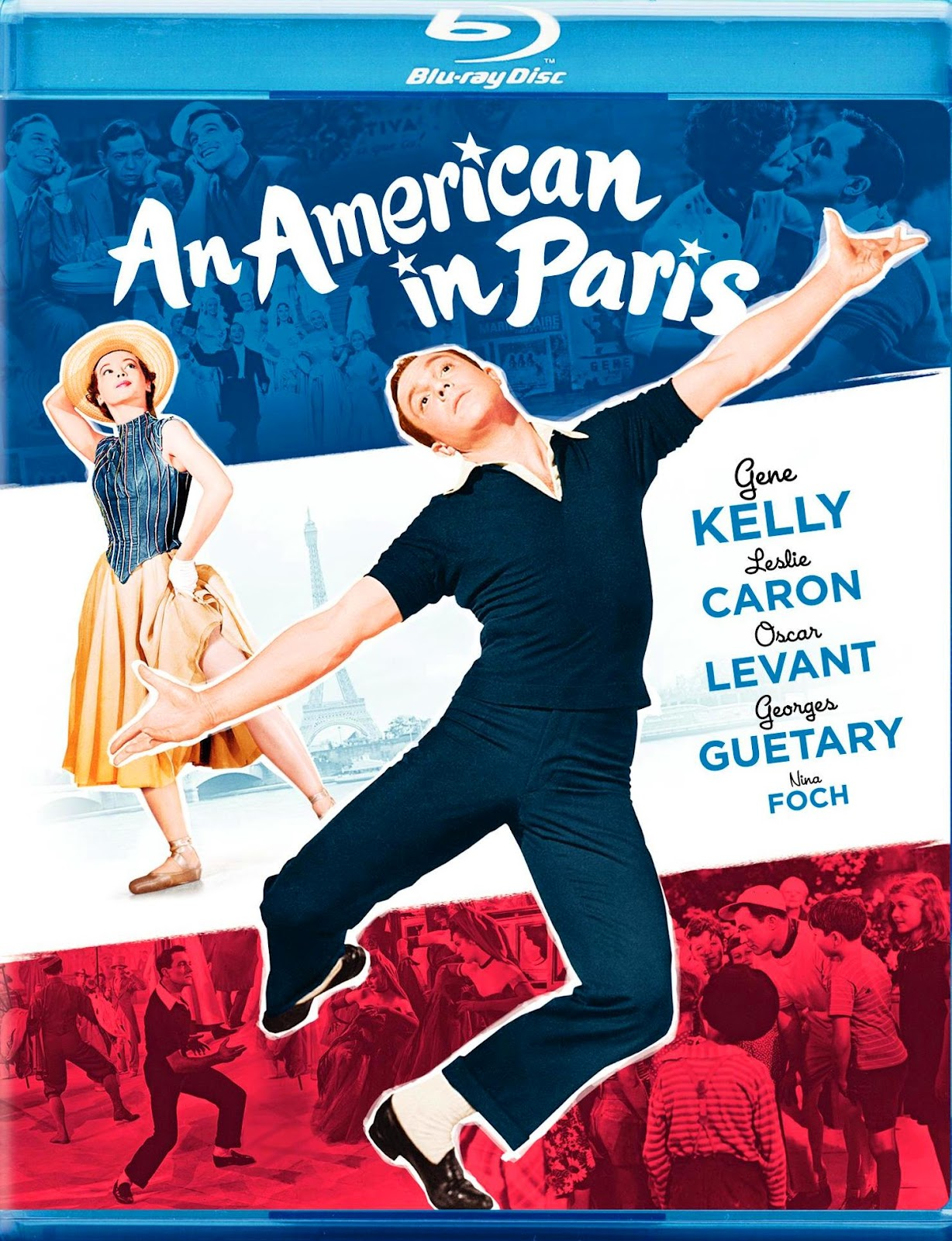 Image result for AN AMERICAN IN PARIS 1951 movie