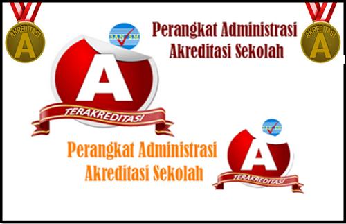 Kumpulan Perangkat Akreditasi Sekolah 2017