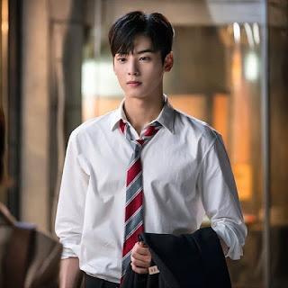 biodata Profil dan Biografi Cha Eun Woo Astro lengkap nama pacar umur