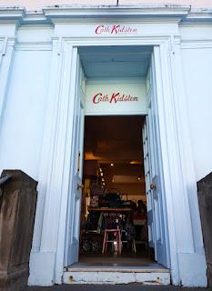 Cath Kidston Edimburgo. www.soyunmix.com