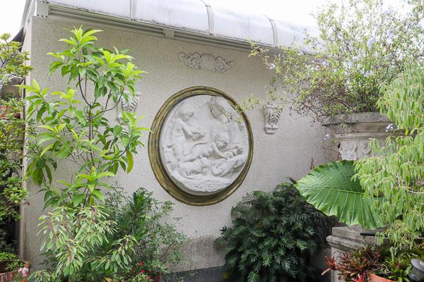 南投文心園.花園咖啡,巴洛克建築融合園藝造景和西班牙鄉村小屋
