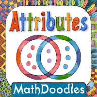 Attributes by math doodles app