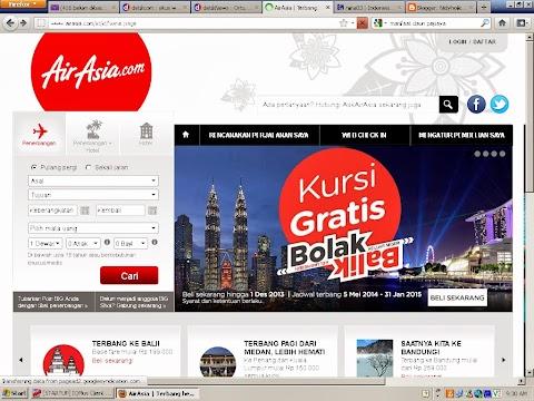 Racun Promo Air Asia
