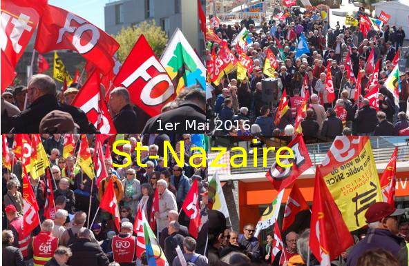 1er Mai à St. Nazaire