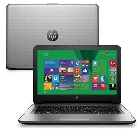 Notebook da HP tem processamento potente com Core i7 e 8 GB de RAM