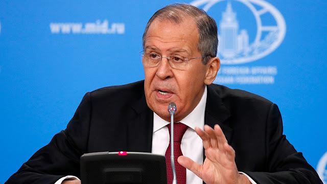 """Lavrov afirma que los militares rusos están en Venezuela """"con una base legítima y jurídica"""" y prestan asistencia técnica"""