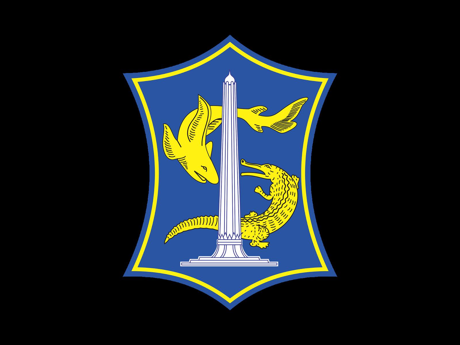 Logo Kota Surabaya Format Cdr Png Hd Gudril Tempat Gambar