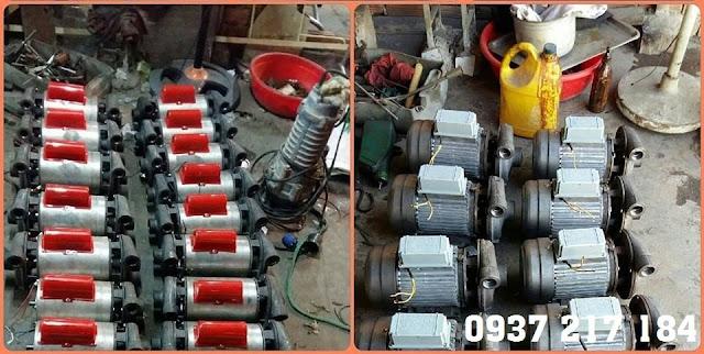 Thợ sửa máy bơm nước quận Phú Nhuận