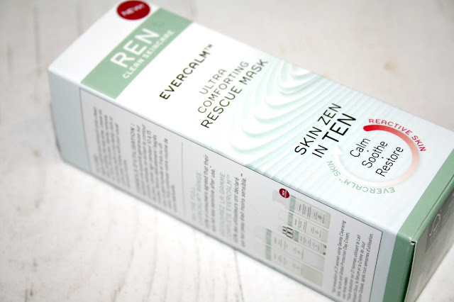 REN Evercalm Ultra Comfort Rescue Mask