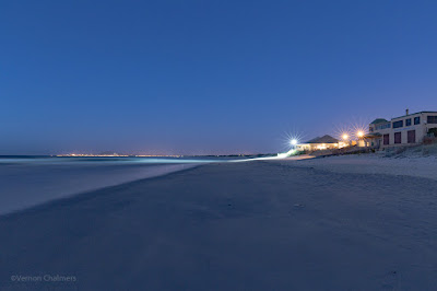 Long Exposure Photography - Milnerton Beach, Cape Town