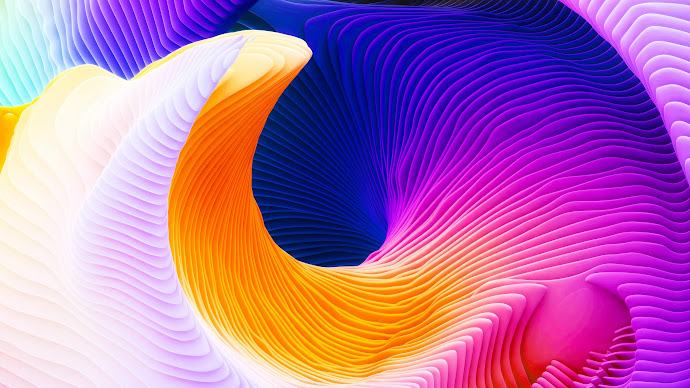 Wallpaper: The Super Spirals