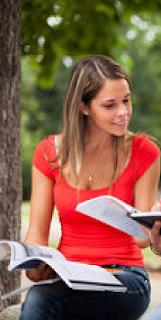 Dik28: Candidata Estudando Muito