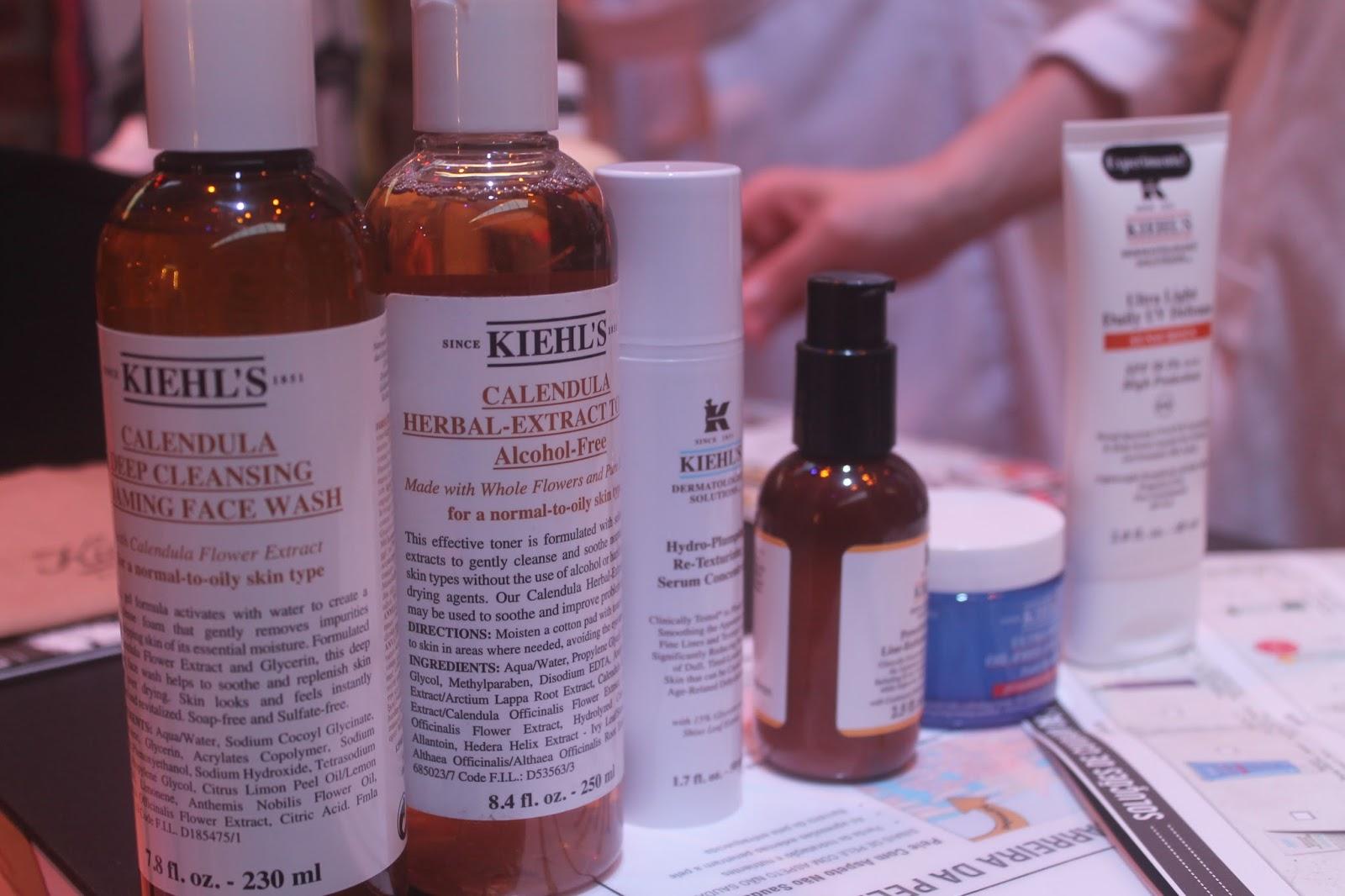 Máxima Beauty Summit Kiehl's