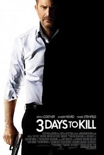 Sinopsis Film 3 Days to Kill (2014)