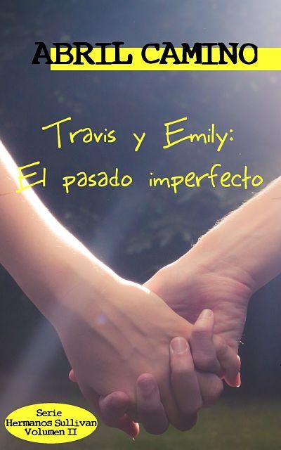 """Portada de """"Travis y Emily: el pasado presente"""""""