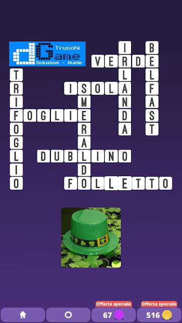 Soluzioni One Clue Crossword livello 25 schemi 3 (Cruciverba illustrato)  | Parole e foto