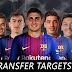 Berikut 3 Pemain Yang Akan Diboyong Barcelona ke Camp Nou di Januari Nanti