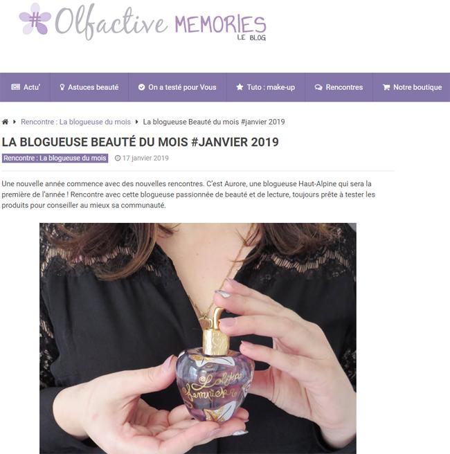 Beauty Eclat Parfumdo Interview